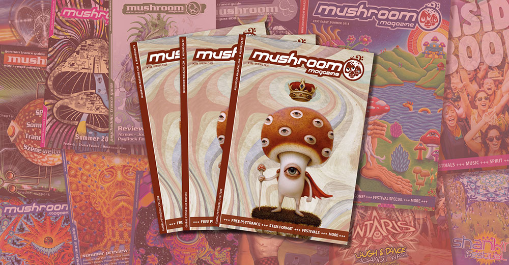 mushroom April/May 2016